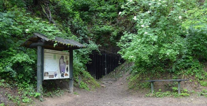Пещера Ветерница в Загребе (Хорватия)