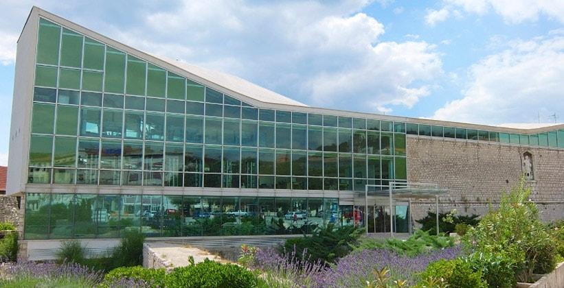 Городская библиотека Шибеника (Хорватия)