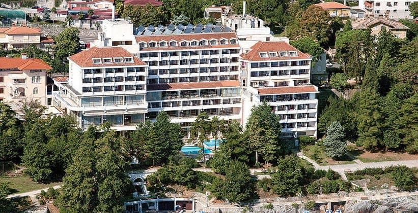 Отель Excelsior в Ловране (Хорватия)