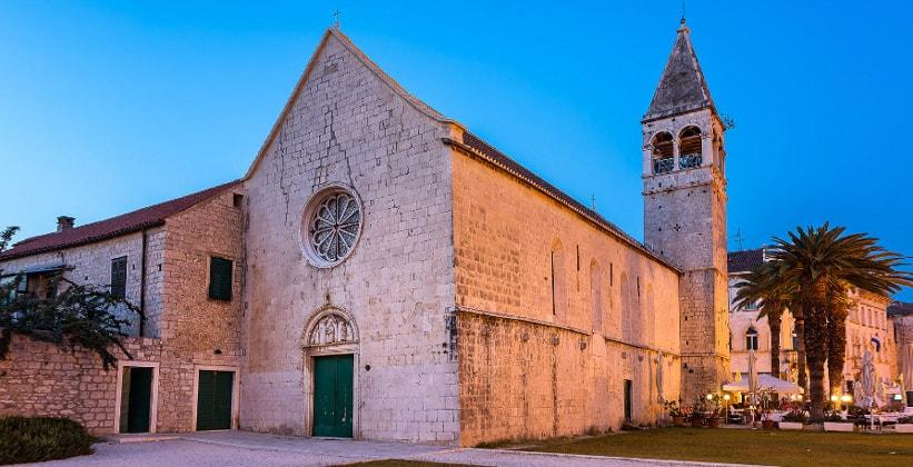Церковь Святого Доминика в Трогире (Хорватия)