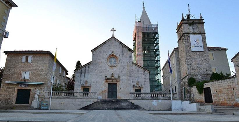 Церковь Святого Петра в Супетаре