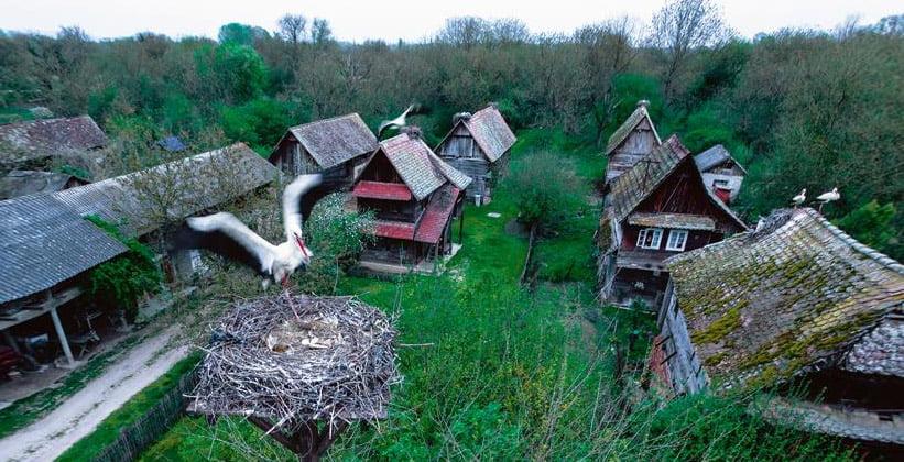 Деревня Чигоч