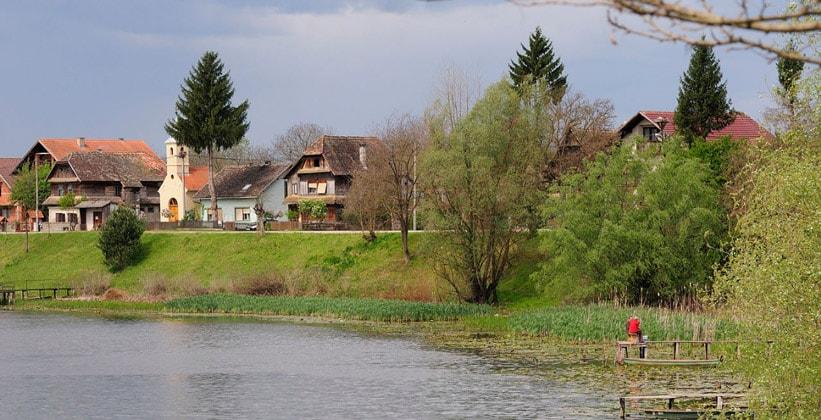 Деревня Мужиловчица