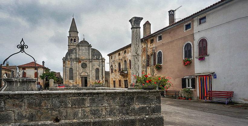 Городок (община) Светвинченат в Хорватии