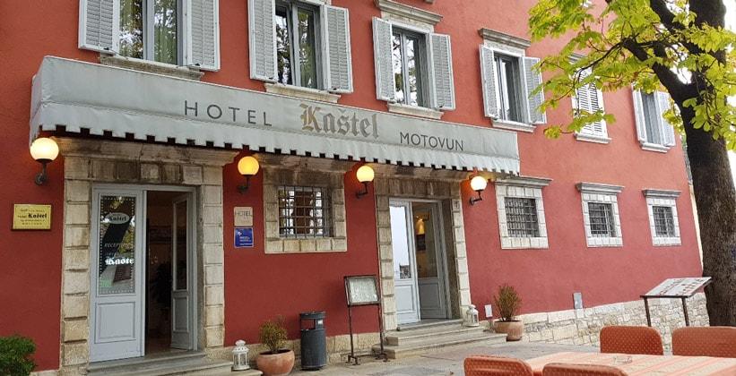 Отель Kastel в Мотовуне