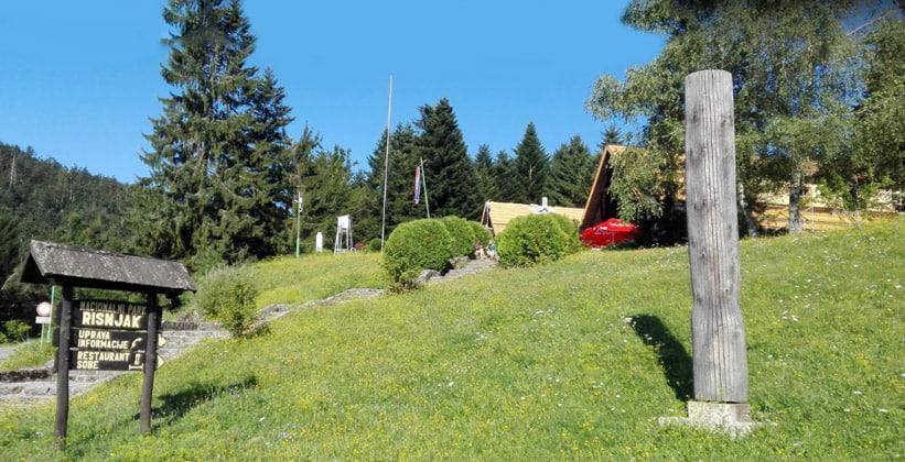 Национальный парк Рисняк в Хорватии