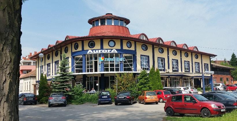 Отель Aurora в городе Чаковец (Хорватия)