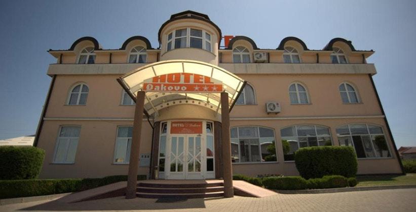 Отель Dakovo в Джяково