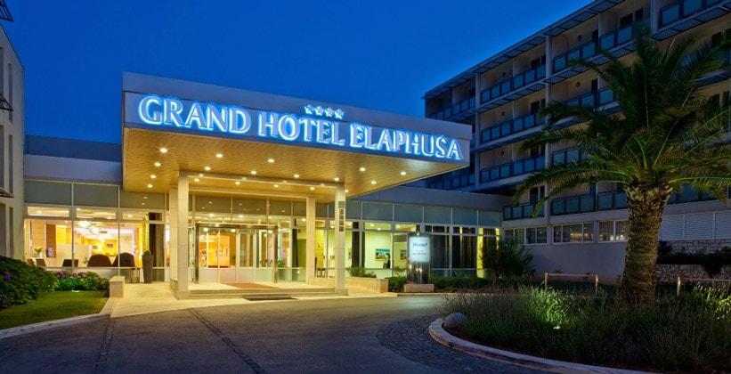 Отель Grand Elaphusa в Боле (Хорватия)