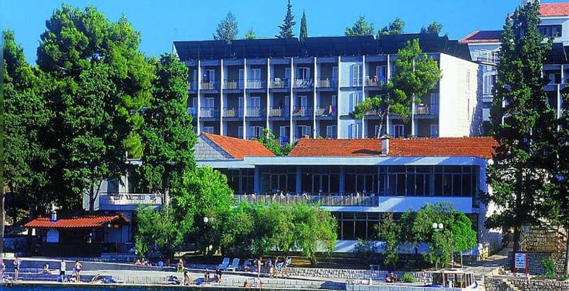 Отель Park в городе Корчула
