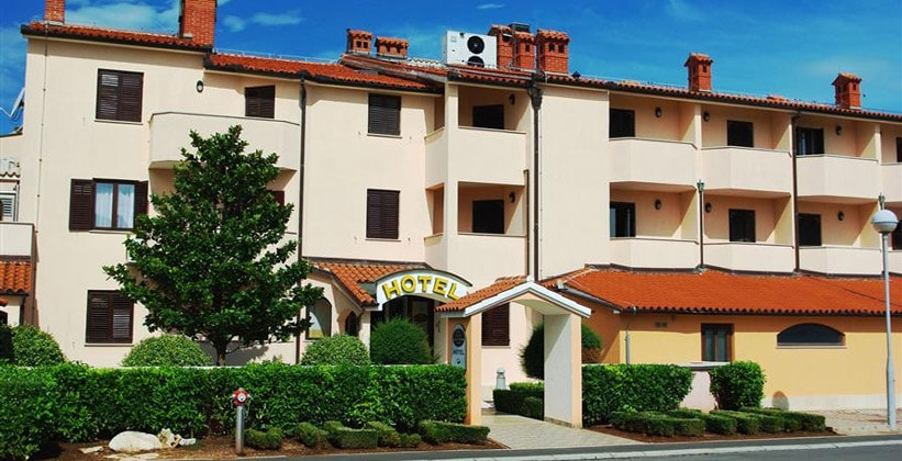 Отель Villa Letan в городе Воднян (Хорватия)