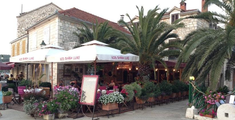 Ресторан Kod Barba Luke в Стари-Граде