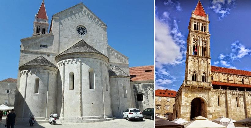 Собор Святого Лаврентия в Трогире (Хорватия)