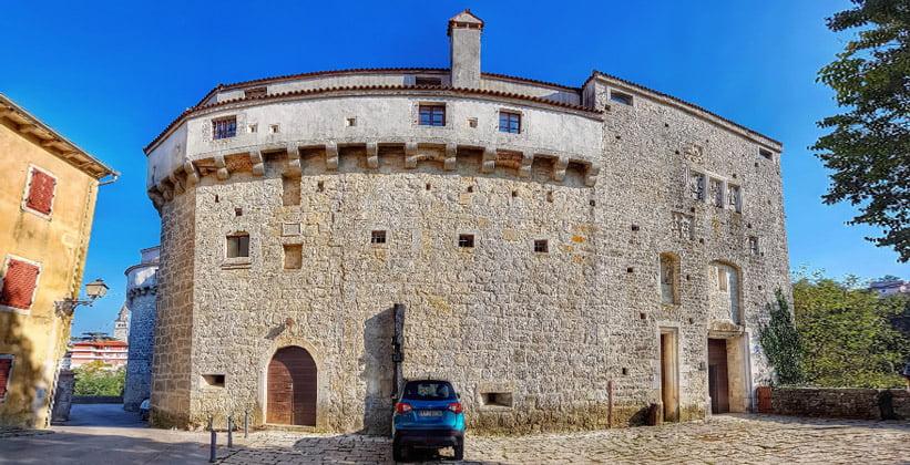 Замок Пазина в Хорватии