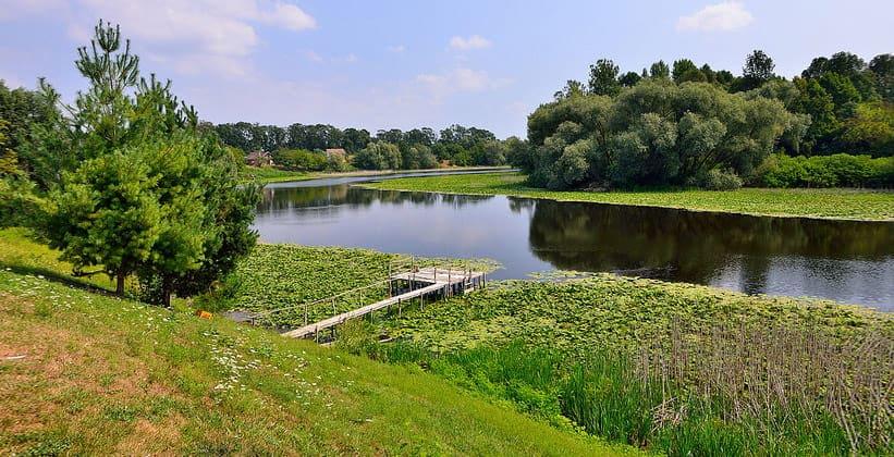 Природный парк Лоньско-Поле в Хорватии