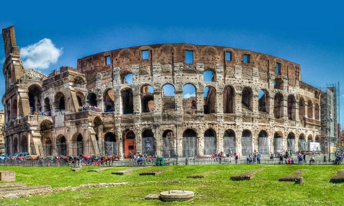 Амфитеатр (Колизей) Рима