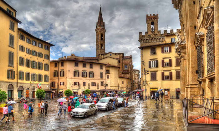 Неповторимая архитектура Флоренции