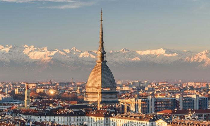 Башня Моле-Антонеллиана в Турине