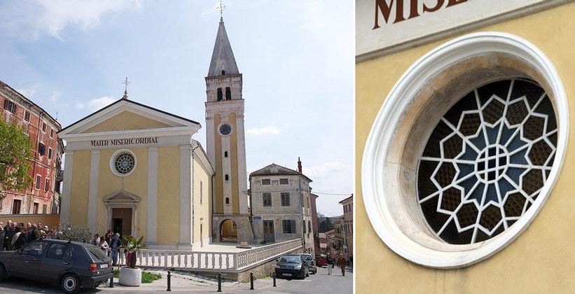 Церковь Матери Милосердия в Буйе