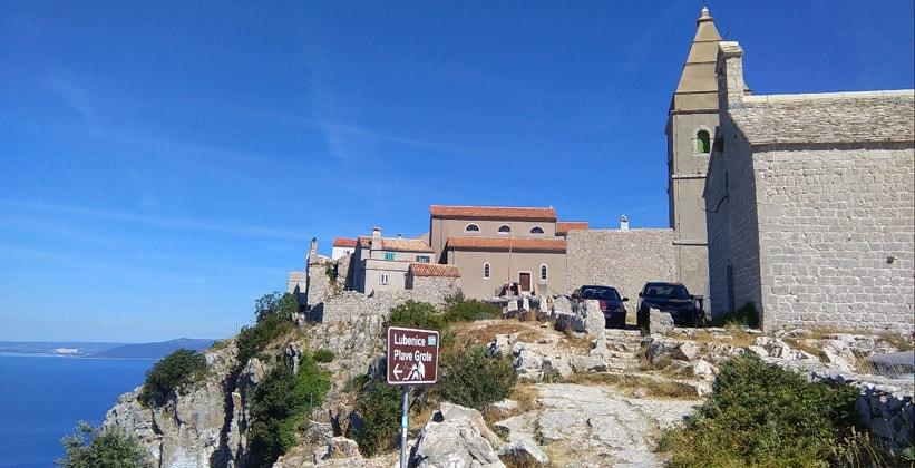 Деревня Лубенице в Хорватии