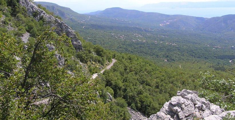 Долина Винодол в Хорватии