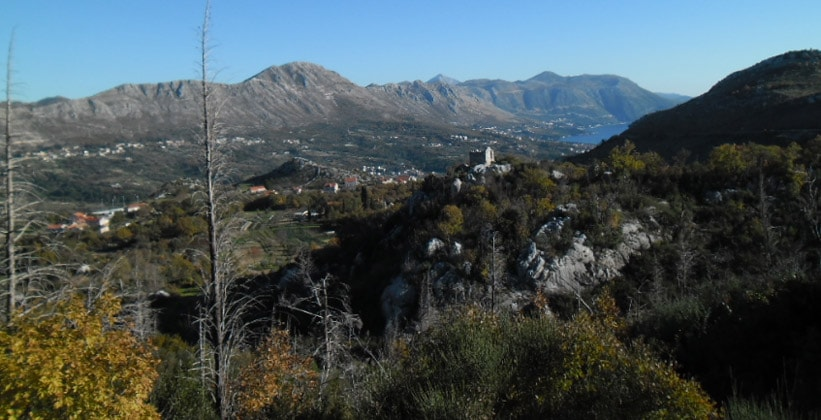 Долина Жупа-Дубровачка в Хорватии