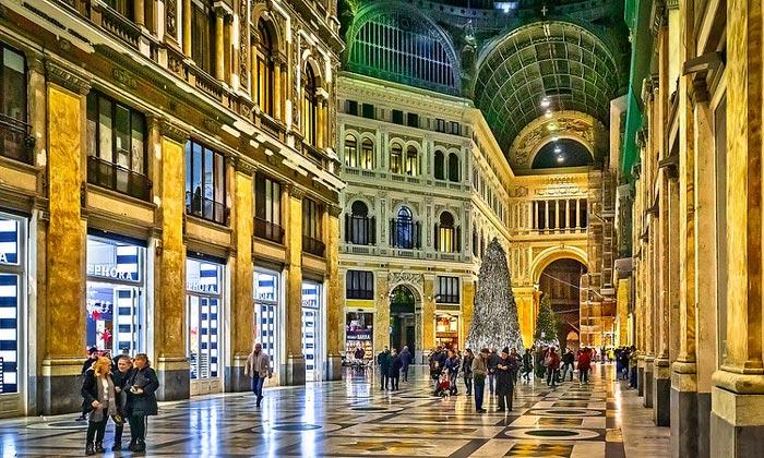 Галерея Умберто I (торговый центр) в Неаполе
