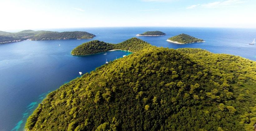 Красоты острова Ластово (Хорватия)