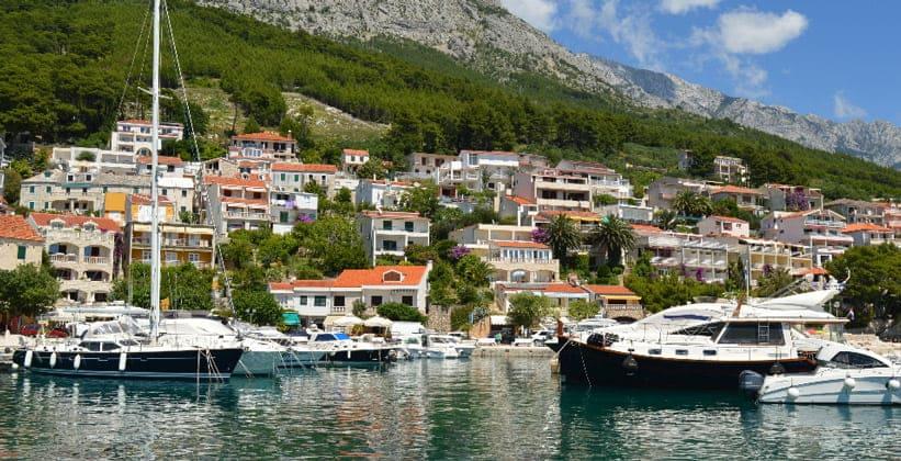 Курорт Брела в Хорватии