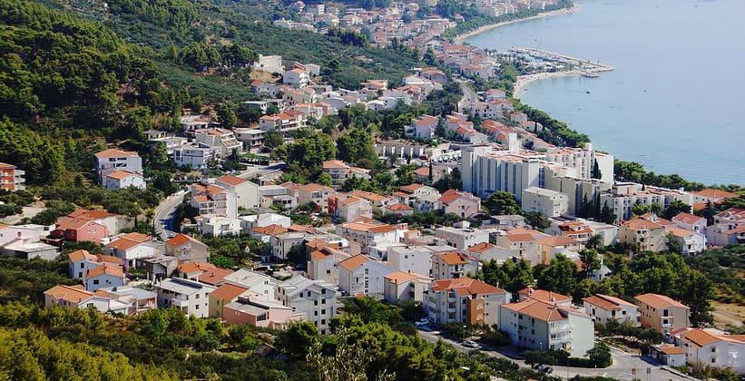Курорт Тучепи в Хорватии
