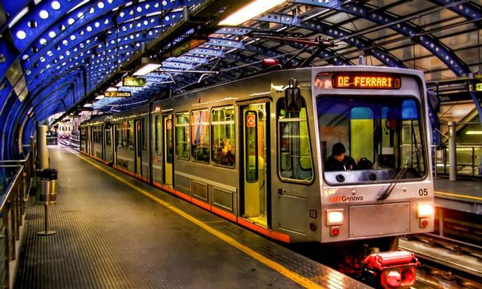 Генуэзский метрополитен (лёгкое метро)