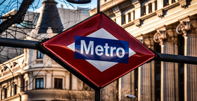 Мадридское метро в Испании