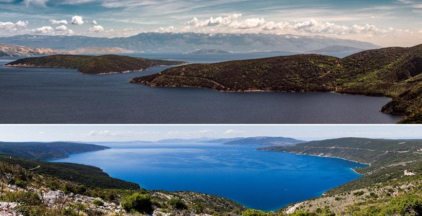 Остров Црес в Хорватии
