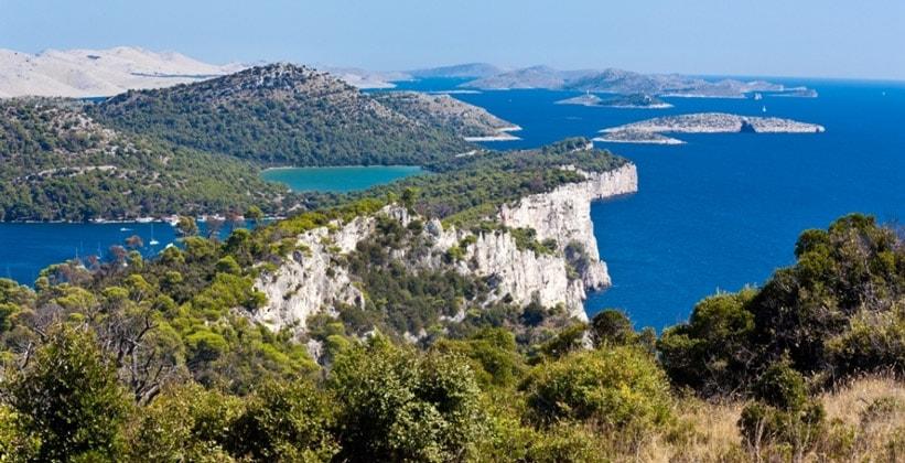 Остров Дуги-Оток в Хорватии