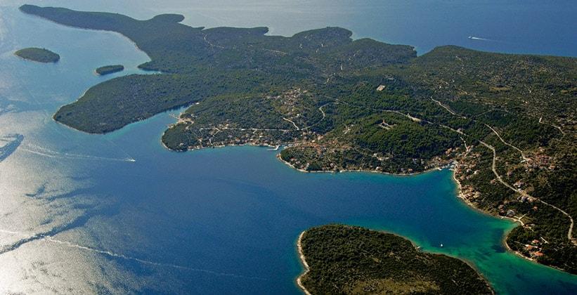 Остров Иж в Хорватии