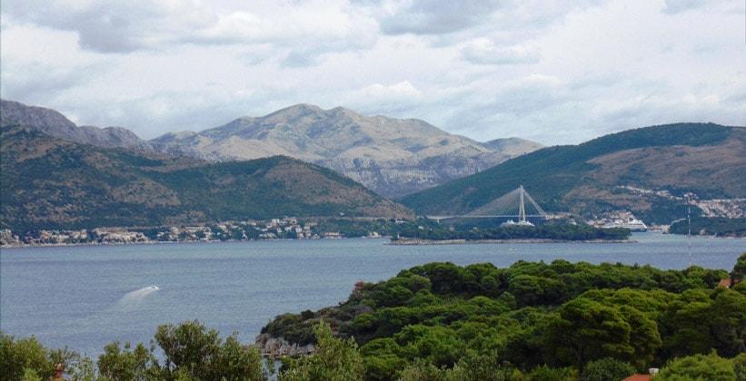 Остров Колочеп в Хорватии