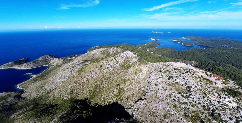 Остров Ластово в Хорватии