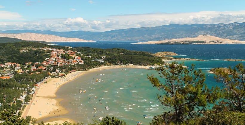 Остров Раб в Хорватии