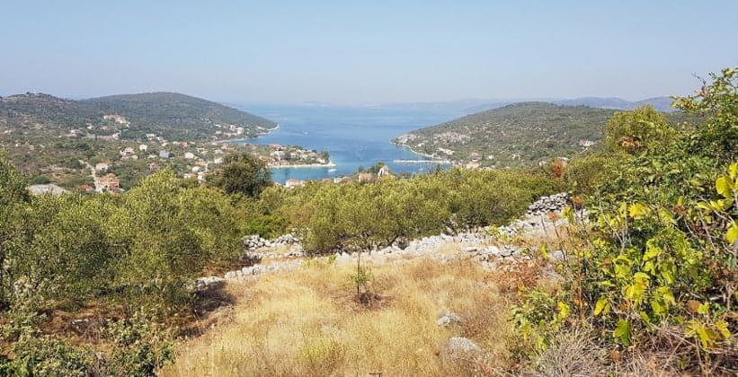 Остров Вели-Дрвеник в Хорватии