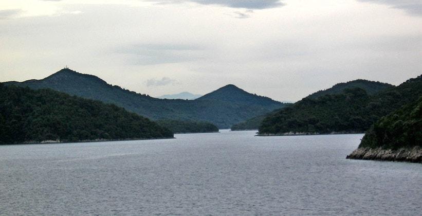 Элафитские острова в Хорватии