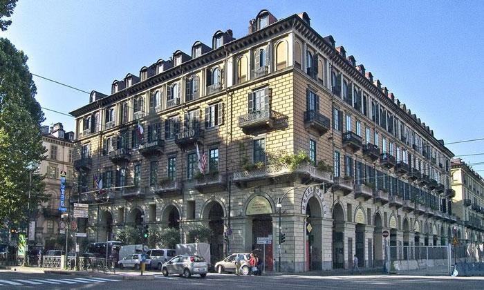 Отель Best Western Genio в Турине