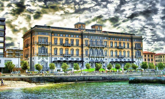 Отель Palazzo в Ливорно