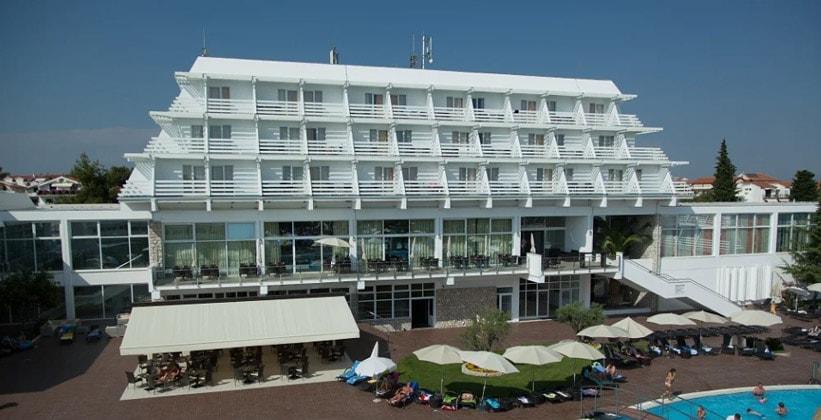 Отель Olympia в городе Водице (Хорватия)