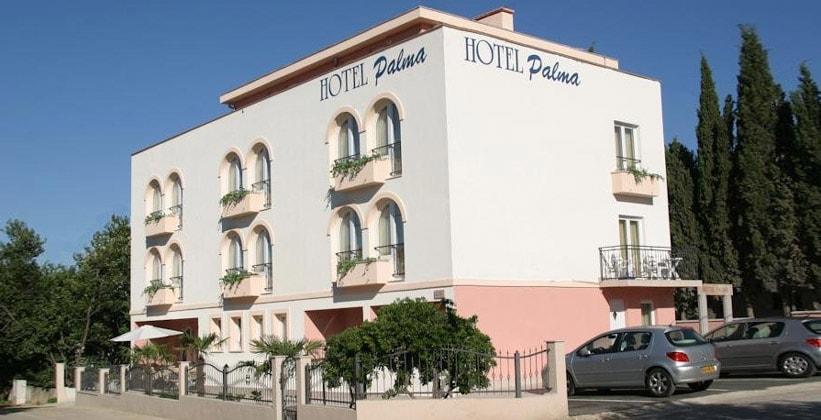 Отель Palma в городе Биоград-на-Мору (Хорватия)