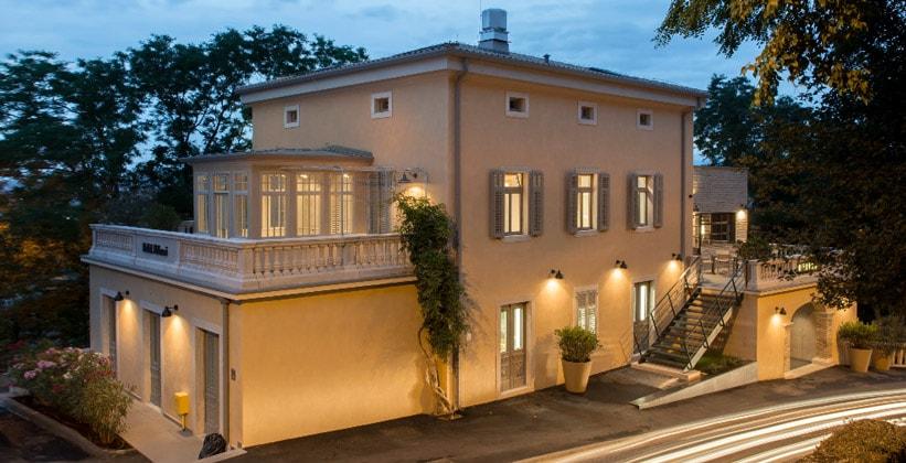 Отель Peteani в Лабине (Хорватия)