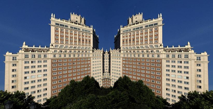 Отель Plaza Espana в Мадриде (Испания)