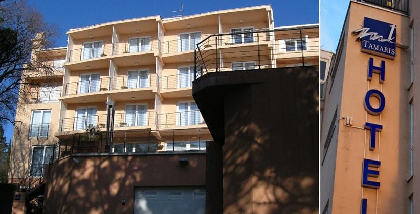 Отель Tamaris в Нови-Винодольски