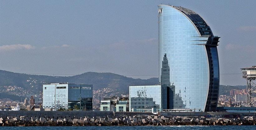 Отель Vela в Барселоне (Испания)