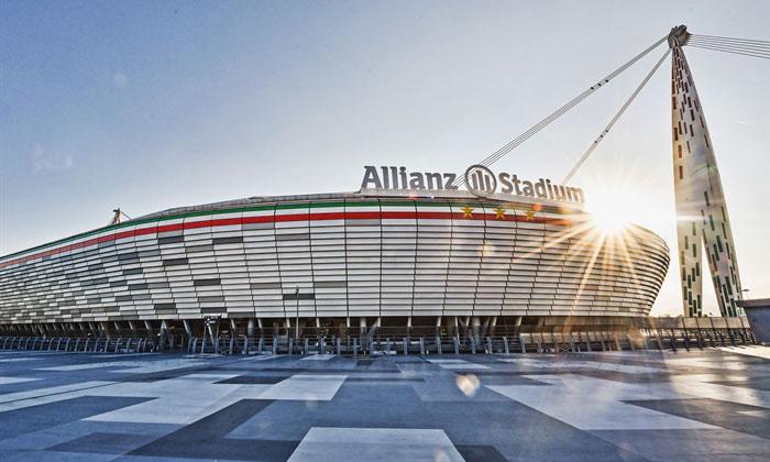 Стадион Альянц (Ювентус) в Турине