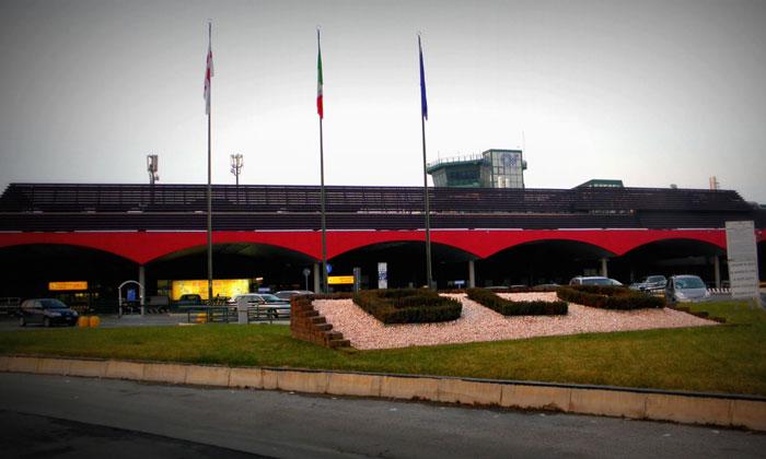 Международный аэропорт Болоньи